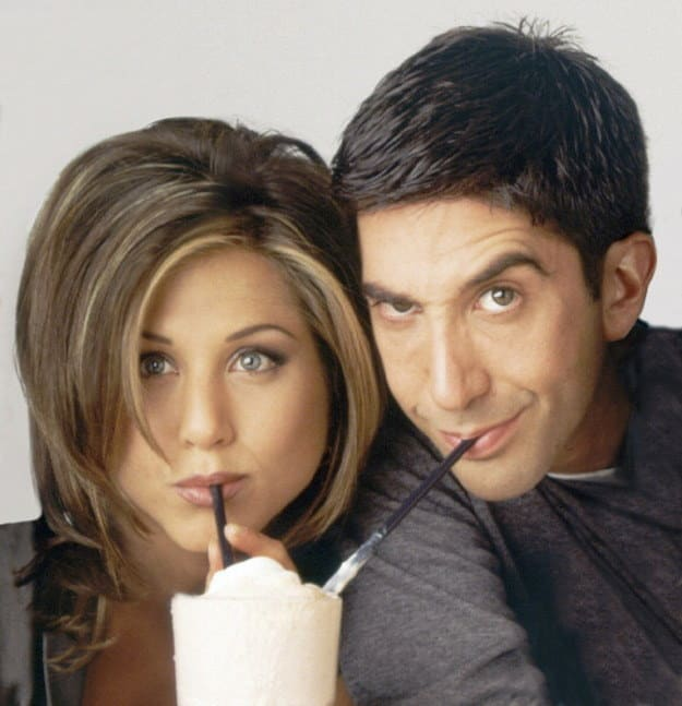 When did ross and rachel start dating